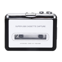 Centechia Tape to PC Super USB Cassette to MP3 CD Converter Capture Audio Music Player NEW(China)