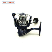 Newdonghui 3000 Series Spinning Fishing Reel 9+1 Ball Bearings 5.1:1 for OEM Factory Store Aluminum Line Cup SC11-30F(China)