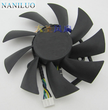 NANILUO Power Logic PLA09215B12H DC 12V 0.55A 4 Wire 4Pin Cooler Fan For MSI N560 570 580GTX HD6870 Graphics Card Cooling Fan(China)