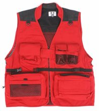 Photography Outdoor Vest Fishing outdoor Mounted Colete Fishing Clothing Life for Fishing