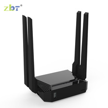 4 external antennas mt7620n chipset 300Mbps openwrt wireless router with usb port