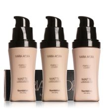 2017 Base Oil-control Waterproof Face Liquid Foundation BB Cream Concealer Whitening Moisturizer Maquiagem(China)