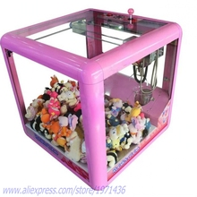 Mini Arcade Game Machine Toy Cranes Claw Machine in Shopping Malls(China)