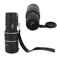 66M/ 8000M Adjustable 30X52 Mini Dual Focus Optic Lens Outdoor Travel Monocular Telescope Tourism Scope Binoculars Outdoor