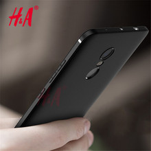 H&A Ultra Thin Soft TPU Cover Cases For Xiaomi Redmi Note 4 Pro Note 4X Full Color Cover For Redmi 4 Pro 4X Protect Cases H&A(China)