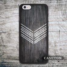 Chevron With Wood font b Case b font For font b iPhone b font font b