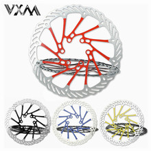 VXM Bicycle Disc brake pads Rotor For MTB Bike Avid G3 CS Clean Sweep Disc Brake Rotor 160mm Hydraulic Disc Brakes bicycle parts