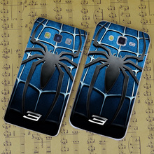 B3551 Spider Man 3 Blue Chest Transparent PC Hard Case Cover For Samsung Galaxy J 3 5 7 A 3 5 7 8 9 2016 GRAND 2 PRIME(China)