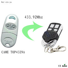 Buy RUIXINYU Copy CAME TOP432NA Duplicator 433.92 mhz remote control Universal for $5.63 in AliExpress store