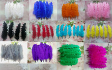 450 pcs/ lot 14-18cm babys headbands feather hair tie accessory girls' headwear children's head band accessories(China)