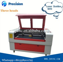 Serviceable Precision JP1390 laser engraving machine for sticker cutting and engraving