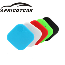 Manufacturers Selling Bluetooth Intelligent Anti Lost Alarm Device Square Tracking Wallet Anti Lost and Found Key Two-way Patch(China)