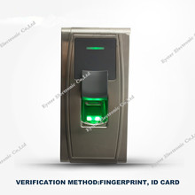 MA300 Metal Waterpoof Outdoor Fingerprint Door Access Controller IP65 ma300 TCPIP Standalone Biometric Access Control Attendance