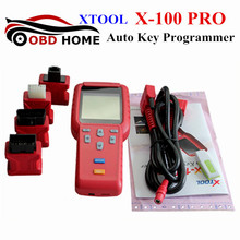 XTool X100 With EEprom Adapter X-100 Pro Auto Key Programmer Remote Control Programming With IMMO & Mileage Combinations X 100