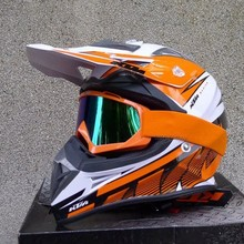 New arrival helmet KTM motocross career men outside the road motorcycle helmet helmet DOT approved