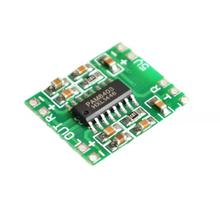 PAM8403 Super mini digital amplifier board 2 * 3W Class D digital amplifier board efficient 2.5 to 5V USB power supply