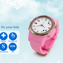 best baby gps watch waterproof Kids GPS Smart Phone Watch wristwatch with sim support GPS LBS SOS Call Tracker Safe Quads