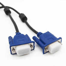 1.5M VGA Cable with HDB15 Male to HDB15 Male connector For pc TV Adapter Converter
