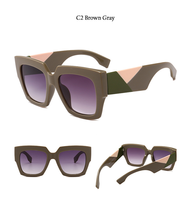 2018 New Oversized Sunglasses (17)