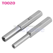 Buy 2X 3.8mm+4.5mm Security Screwdriver Tool Bit Nintendo NES SNES N64 Game Boy for $1.07 in AliExpress store