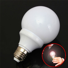 Hot Magic Light Bulb Addams Family Uncle Fester Trick Costume Joke Mouth LED G0082 Funny Toy