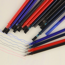 Popular 20PCS/lot 0.5mm Magic Erasable Gel Ink Pen Refill School Office Supply Stationery