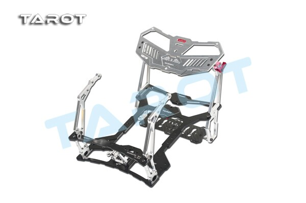 Tarot Aluminum Alloy Transmitter  Remote Controller Display Tray FPV Monitor Support TL2877<br>