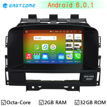 8 Eigh Octa Core 2GB RAM Android 6.0.1 for Vauxhall Opel Astra J Buick Verano 2010 2011 2012 2013 2014 Car DVD GPS Radio Stereo(China)