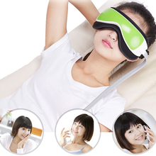 Portable Eye Relaxation Massage Eye Care Prevent Myopia Massager Machine Magnetic Therapy Vibration Alleviate Fatigue(China)