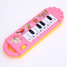 1Pc 0-7age Baby Kids Useful Popular Cute Piano Music Developmental Toy(China)