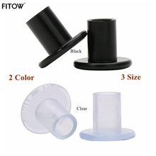 50 Pairs / Lot High Heeler Latin Stiletto Dancing Covers Heel Stoppers Antislip Silicone High Heel Protectors for Wedding Party