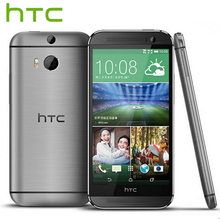 Brand New HTC One M8 Eye M8Et 4G LTE Mobile Phone 5 inch Snapdragon 801 2.3GHz 2GB RAM 16GB ROM 13MP 2600mAh Android CellPhone(China)