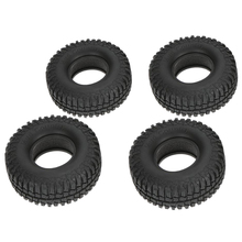 "4Pcs 1.9"" 100mm Tires For 1/10 RC4WD D90 Rock Crawler(China)"