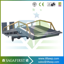 Sinofirst 10T Dock leveler /movable dock ramp/dock leveller(China)