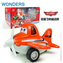 Cute Metal Alloy cartoon Dusty Planes Model Diecast with Retail Box Christmas Gift for Children