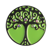 Lot of 10 Wishing Tree Golf Ball Markers Unique New Design, Golf Accessories, Nice Gifts for Your Golf Friends