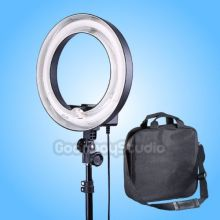 Studio 400W 5500K 34cm Undimmable Diva Ring Light Lamp with Bag for Photography Video Photo Phone Camera Selfie Lighting 220V