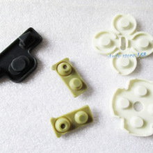 Controlle Dualshock Silicone-Rubber Ps3-Handle 3-Repair-Parts For Playstation Conductive