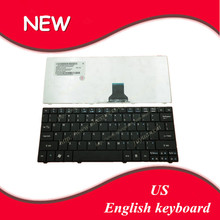 English keyboard For acer aspire one 751 751H AO751 715 AO751H 752 753 ZA5 753H 1410 1810 1810T 1810TZ 1830T 721 722 US keyboard