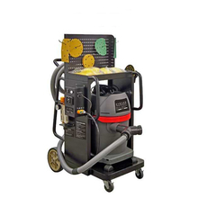 Mobile Dry Sanding Dust Extraction Dust-free Dry Grinding Machine System 220v