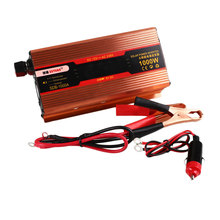1000W LCD Display Auto Car Vehicle Power Supply Inverter Adapter Electronic