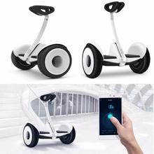 New arrival 10 inch self balance electirc scooter 2 wheels electric standing drift board hoverboard skateboard with mobile APP