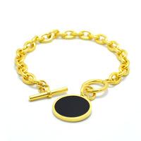 FYSARA-Gorgeous-Gold-Silver-Rose-Color-Black-Resin-Charm-Bracelet-Tag-Beads-Bracelets-For-Men-Jewelry.jpg_200x200