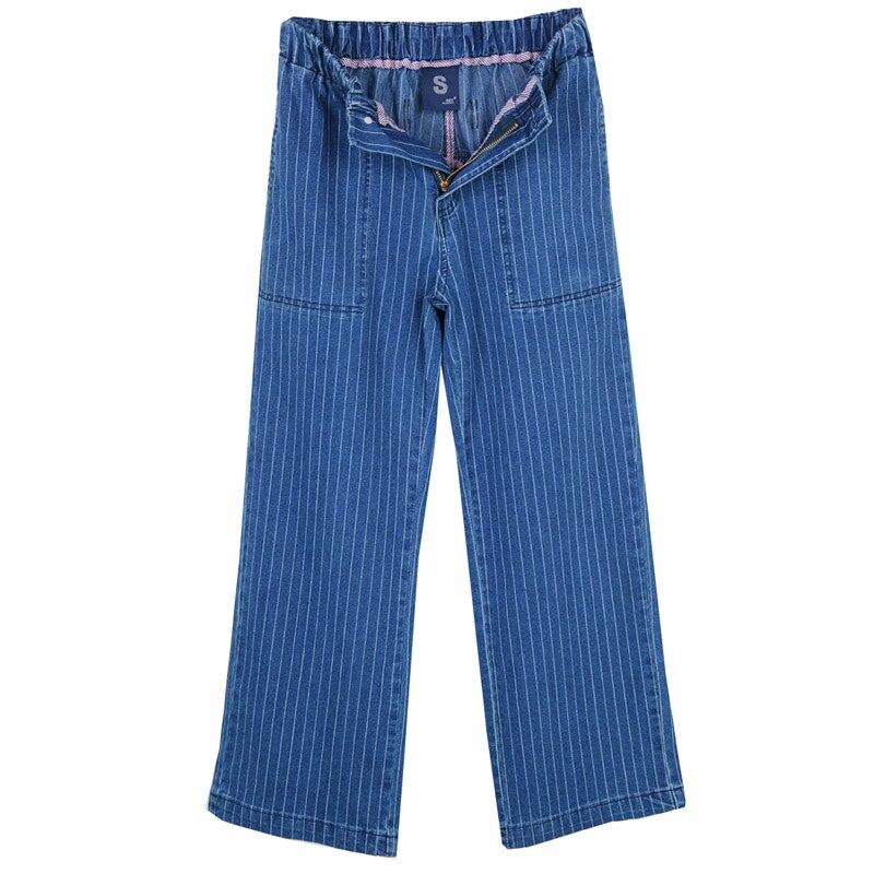 Brand New Denim High Waist Wide Leg Loose Female Slim Women Jeans Denim Trousers AD9585Одежда и ак�е��уары<br><br><br>Aliexpress