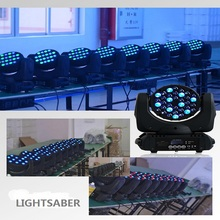 NEW INNO COLOR LED BEAM- 4in1 RGBW 36*3W LED Moving Head Beam+Wash Light, American DJ Light With Powercon DMX IN&OUT