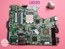 A000076380 DA0BL7MB6D0 15.6 for Toshiba Satellite L655D Laptop AMD Motherboard DDR3 Tested