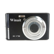 Full HD 1080P Digital Camera with 3X Optical Zoom 2X digital zoom winait DC-V700 Camcorder 18MP cheap disposable digital camera