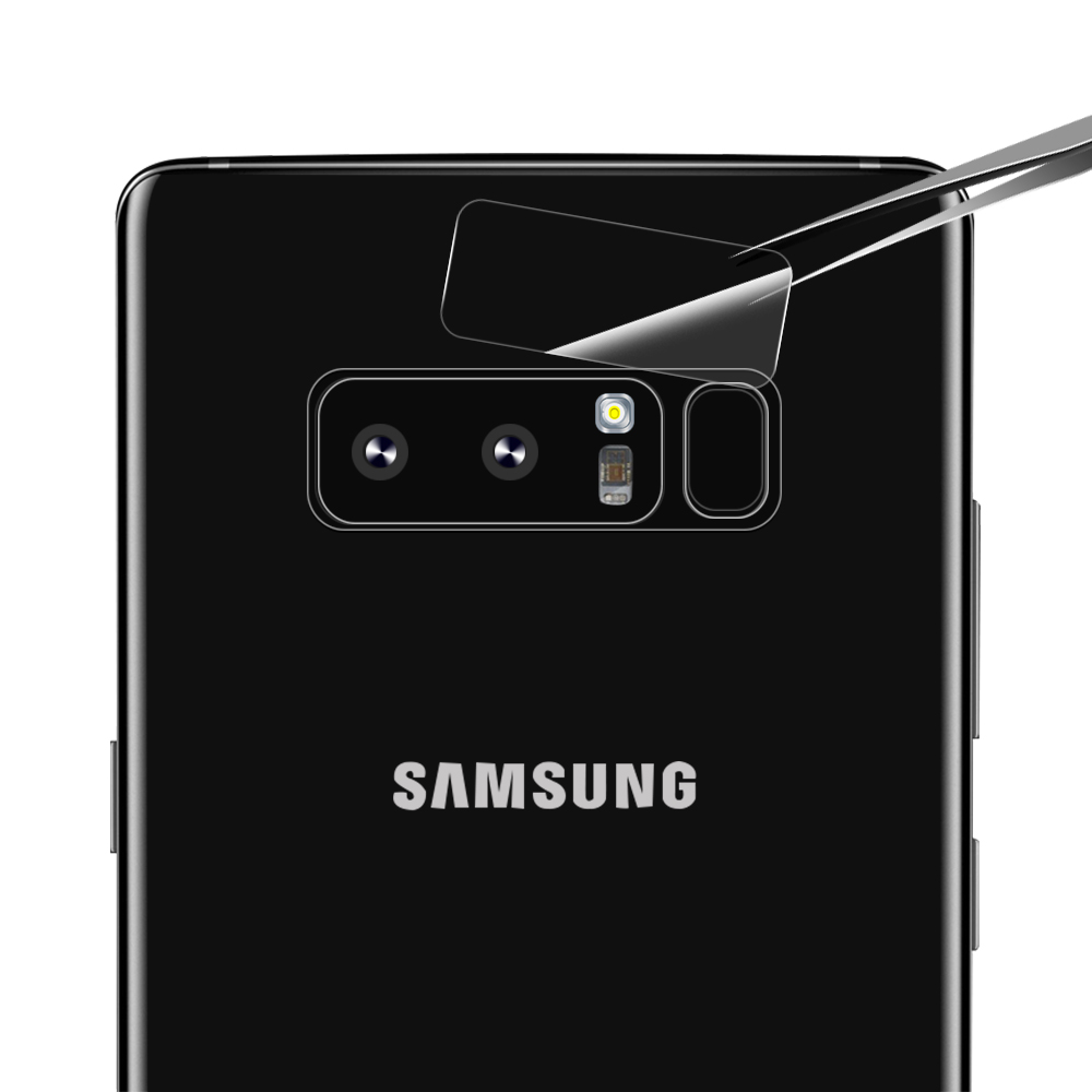 Phone Camera Len Film For Samsung Galaxy Note 8 S8 S8 Plus S7 Edge Tempered Glass 2.5D Screen protector Camera protection film (3)