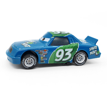 Disney Pixar Cars 2 NO.93 Racer 1:55 Scale Diecast Metal Alloy Model Car Cute Toys Cartoon Movies Car For Children Gifts(China)