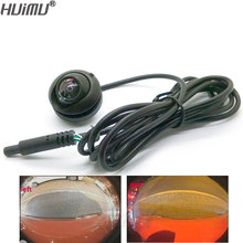 Newest 180 wide angle Camera Car Rear/Side/Front view camera CCD HD night vision waterproof Car back up reverse camera